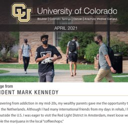 President Kennedy's Statement about International Students